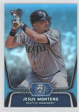 2012 Bowman Platinum - National Convention Wrapper Redemption [Base] - Platinum Blue #65 - Jesus Montero /499