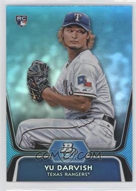 2012 Bowman Platinum - National Convention Wrapper Redemption [Base] - Platinum Blue #9 - Yu Darvish /499