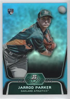 2012 Bowman Platinum - National Convention Wrapper Redemption [Base] - Platinum Blue #96 - Jarrod Parker /499