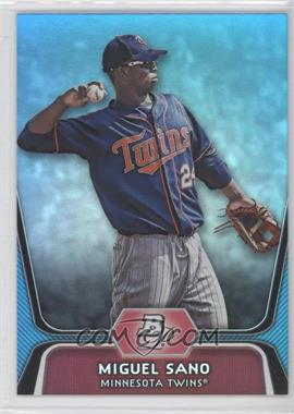 2012 Bowman Platinum - National Convention Wrapper Redemption Prospects - Platinum Blue #BPP39 - Miguel Sano /499