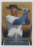 Anthony Gose /50