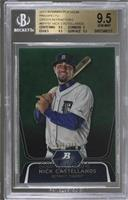 Nick Castellanos /399 [BGS 9.5 GEM MINT]