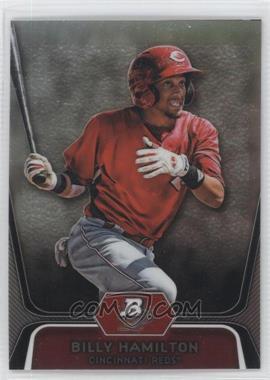 2012 Bowman Platinum - Prospects - Refractor #BPP16 - Billy Hamilton