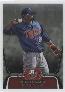 2012 Bowman Platinum - Prospects - Refractor #BPP39 - Miguel Sano