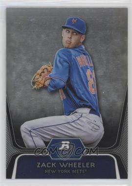 2012 Bowman Platinum - Prospects - Refractor #BPP48 - Zack Wheeler