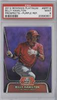 Billy Hamilton [PSA 9 MINT]