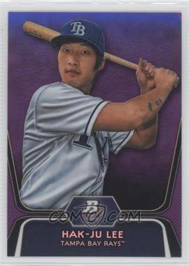 2012 Bowman Platinum - Prospects - Retail Purple Refractor #BPP20 - Hak-Ju Lee