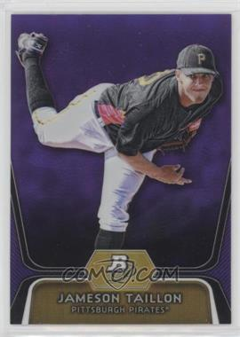 2012 Bowman Platinum - Prospects - Retail Purple Refractor #BPP45 - Jameson Taillon