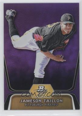 2012 Bowman Platinum - Prospects - Retail Purple Refractor #BPP45 - Jameson Taillon