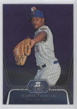 2012 Bowman Platinum - Prospects - Retail Purple Refractor #BPP56 - Jeurys Familia