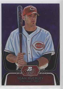 2012 Bowman Platinum - Prospects - Retail Purple Refractor #BPP75 - Sean Buckley