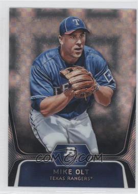 2012 Bowman Platinum - Prospects - X-Fractor #BPP30 - Mike Olt
