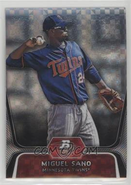 2012 Bowman Platinum - Prospects - X-Fractor #BPP39 - Miguel Sano