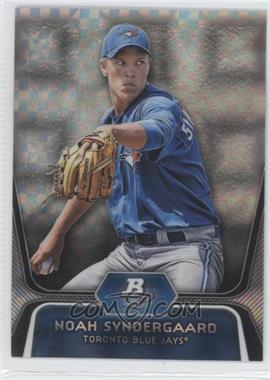 2012 Bowman Platinum - Prospects - X-Fractor #BPP44 - Noah Syndergaard