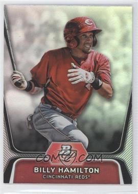 2012 Bowman Platinum - Prospects #BPP16 - Billy Hamilton