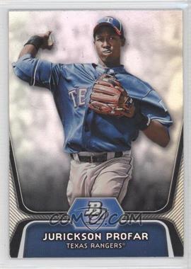 2012 Bowman Platinum - Prospects #BPP35 - Jurickson Profar