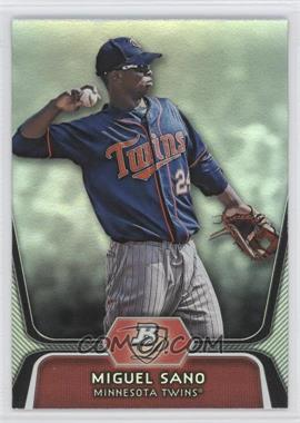2012 Bowman Platinum - Prospects #BPP39 - Miguel Sano