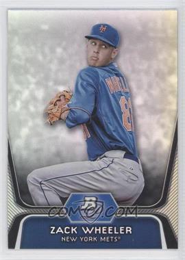 2012 Bowman Platinum - Prospects #BPP48 - Zack Wheeler