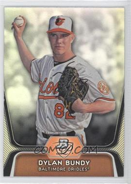 2012 Bowman Platinum - Prospects #BPP64 - Dylan Bundy