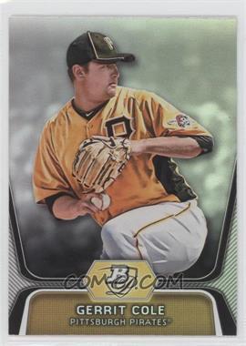 2012 Bowman Platinum - Prospects #BPP69 - Gerrit Cole
