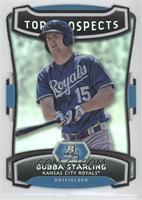 Bubba Starling /25