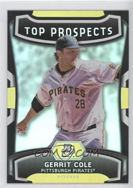 2012 Bowman Platinum - Top Prospects #TP-GC - Gerrit Cole