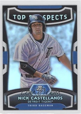 2012 Bowman Platinum - Top Prospects #TP-NC - Nick Castellanos