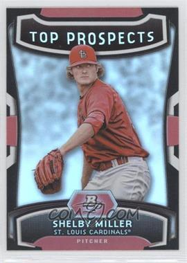 2012 Bowman Platinum - Top Prospects #TP-SM - Shelby Miller