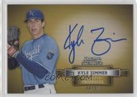Kyle Zimmer #44/50