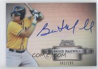 Bruce Maxwell /199