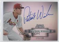 Patrick Wisdom /199
