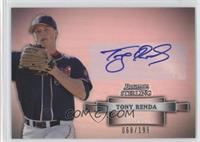 Tony Renda /199