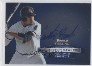 2012 Bowman Sterling - Autograph #BSAP-CH - Courtney Hawkins