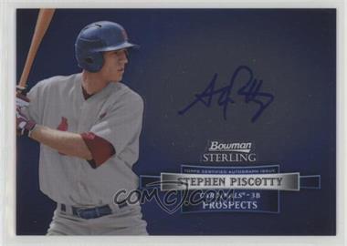 2012 Bowman Sterling - Autograph #BSAP-SP - Stephen Piscotty