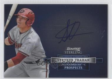2012 Bowman Sterling - Autograph #BSAP-ST - Stryker Trahan