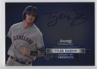2012 Bowman Sterling - Autograph #BSAP-TN - Tyler Naquin