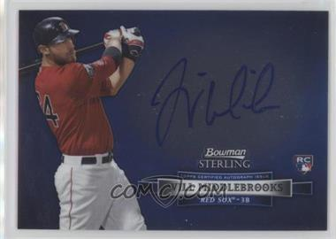 2012 Bowman Sterling - Autographed Rookie #BSAR-WM - Will Middlebrooks