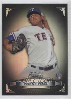 2012 Bowman Sterling - [Base] - Refractor #18 - Martin Perez /199