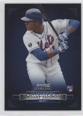 2012 Bowman Sterling - [Base] #16 - Jordany Valdespin
