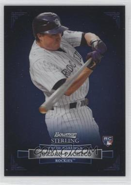 2012 Bowman Sterling - [Base] #47 - Jordan Pacheco