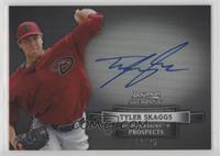 Tyler Skaggs #/25