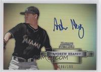 Andrew Heaney #/199