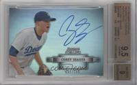 Corey Seager [BGS9.5GEMMINT] #/199