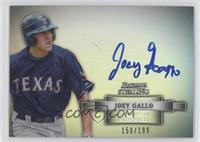 Joey Gallo #/199