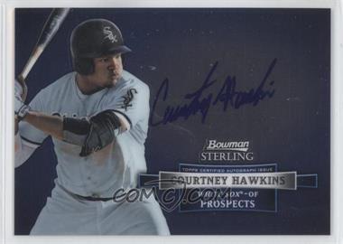 2012 Bowman Sterling - Prospect Autographs #BSAP-CH - Courtney Hawkins