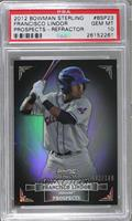 Francisco Lindor /199 [PSA 10 GEM MT]