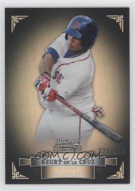 2012 Bowman Sterling - Prospects - Refractor #BSP45 - Keury De La Cruz /199