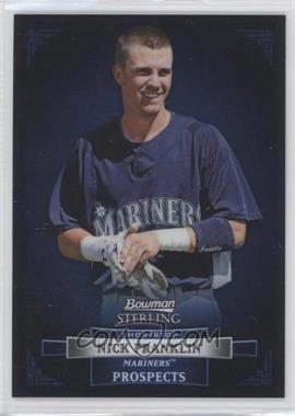 2012 Bowman Sterling - Prospects #BSP19 - Nick Franklin