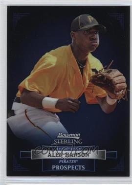 2012 Bowman Sterling - Prospects #BSP33 - Alen Hanson