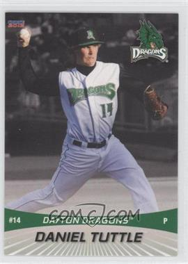 2012 Choice Dayton Dragons - [Base] #N/A - Daniel Tuttle